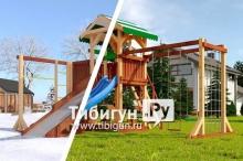 """Игровая площадка Савушка """"4 сезона"""" - 6"""