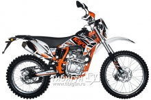 Мотоцикл кроссовый KAYO T2 250 ENDURO 21/18