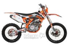 Мотоцикл кроссовый KAYO K6 250 ENDURO 21/19