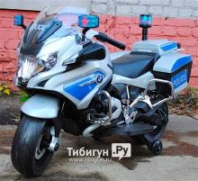Детский мотобайк BARTY BMW R1200RT-P  Police Motоbaike