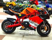 Минимото Motax 50 сс в стиле Ducati