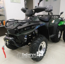 Квадроцикл LINHAI-YAMAHA D 300 4x4