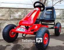 Веломобиль Tibigun Car 8