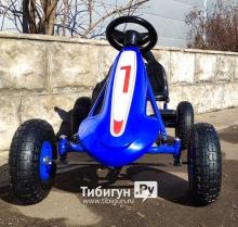 Веломобиль Top Racer 64