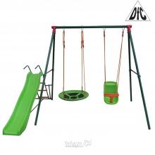 Детский комплекс c горкой DFC RBS-02
