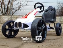 Веломобиль Tibigun Go-Kart