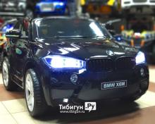 Электромобиль для детей BMW X6M
