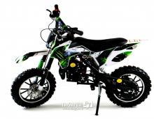 Детский бензиновый мотоцикл Motax 50 cc мини кросс c электростартером