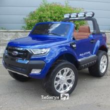 Детский полноприводный электромобиль Ford Ranger 4x4 с монитором