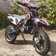 Детский бензиновый мотоцикл Motax 50 cc мини кросс
