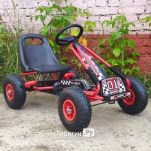 Веломобиль Smart TVL-F1