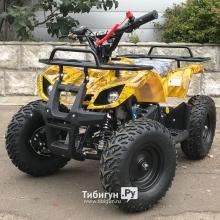 Детский бензиновый квадроцикл Motax ATV X-16 Big Wheel (с механическим стартером)