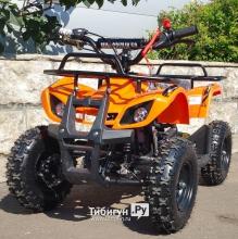 Квадроцикл детский MOTAX ATV X-16 (Механический стартер)