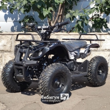 Детский бензиновый квадроцикл Motax ATV Х-16 Big Wheel