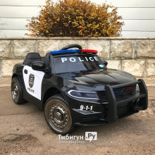 Детский Электромобиль BARTY Dodge Police