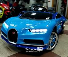 Детский электромобиль Bugatti Chiron