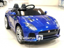 Детский электромобиль Jaguar F-tyre