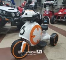 Электромотоцикл BARTY Биби8 М33АА