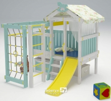 Игровой комплекс кровать Савушка Baby 1