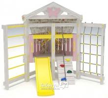 Игровой комплекс кровать Савушка Baby 9