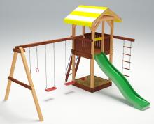 Детская игровая площадка Савушка 4