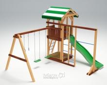 Детская игровая площадка Савушка 6