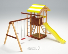 Детская игровая площадка Савушка 7