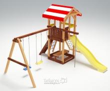 Детская игровая площадка Савушка 9