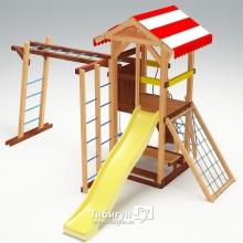 Детская игровая площадка Савушка 10