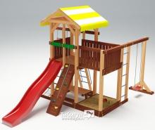 Детская игровая площадка Савушка 14
