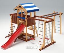 Детская игровая площадка Савушка 16