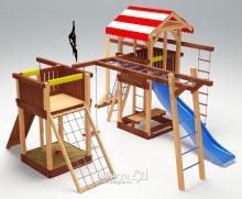 Детская игровая площадка Савушка 17