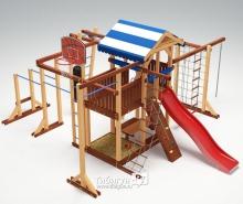 Детская игровая площадка Савушка Семейная