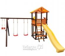 Детский игровой комплекс Perfetto Sport Bari-3