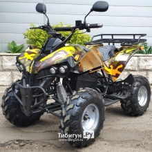 Электрический квадроцикл GreenCamel Atakama T300