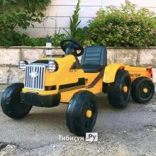 Трактор С прицепом BARTY TR 55
