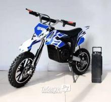 Электромотоцикл GreenCamel Dirt Bike DB300, 36V 800W R14