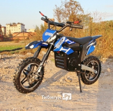 Электромотоцикл GreenCamel Dirt Bike DB400, 48V 1200W R14