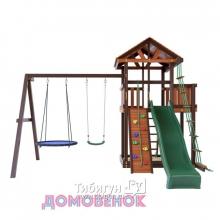 Детская игровая площадка Домовенок Терасса
