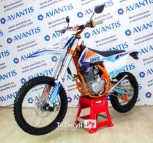 Мотоцикл Avantis Enduro 250 21/18