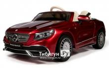 Детский электромобиль Barty Mercedes-Maybach S650 Cabriolet