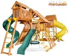 Детская игровая площадка Playgarden Mega SkyFort