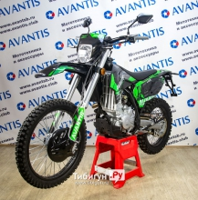 Мотоцикл Avantis A7 Lux (174MN) с ПТС