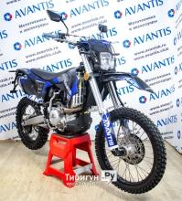 Мотоцикл Avantis A7 Premium (177FMM) с ПТС