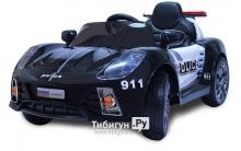 Детский Электромобиль BARTY Porsche 911 Police