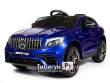 Детский электромобиль Mercedes-Benz AMG GLC63 Coupe 4X4