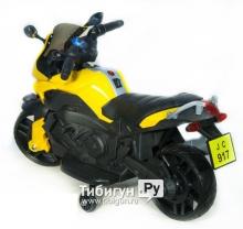Детский электромотоцикл Toyland Moto JC 917