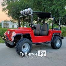 Электрический джип GreenCamel Jeep