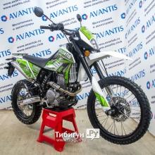 Мотоцикл Avantis Dakar 250 TwinCam FA 2020