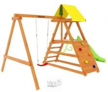Деревянная детская площадка для дачи IgraGrad Старт 1